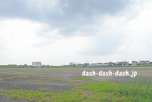 一日市場無料臨時駐車場(長良川の花火大会)