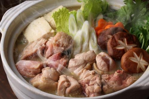 鍋料理(鶏鍋)