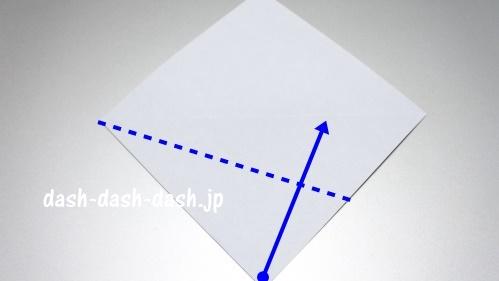 折り紙リース(8枚)の簡単な作り方02