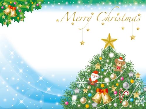 クリスマスツリーのイラスト(3歳の女の子へのクリスマスプレゼントランキング)