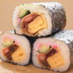 巻き寿司の巻き方とコツ!1ステップずつ分かりやすく解説するよ