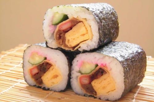 巻き寿司(太巻き・恵方巻き)