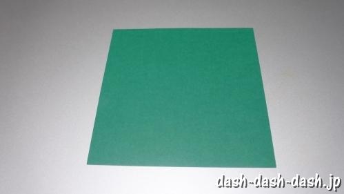 笹の葉の折り紙の作り方00