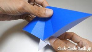 彦星の折り紙の折り方28