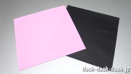 織姫の折り紙の折り方(簡単)00