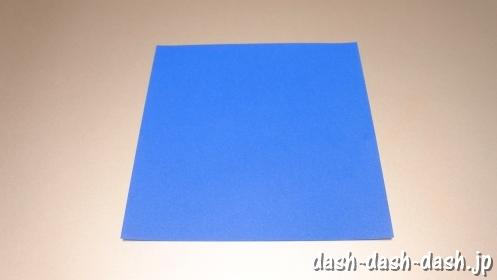 彦星の折り紙の折り方02
