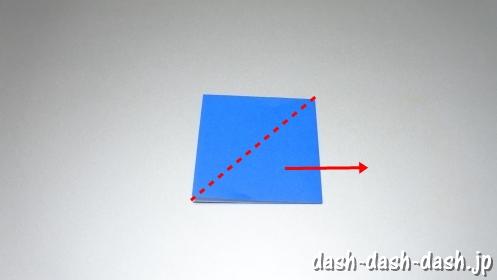 彦星の折り紙の折り方05