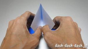 彦星の折り紙の折り方11