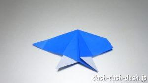 彦星の折り紙の折り方33