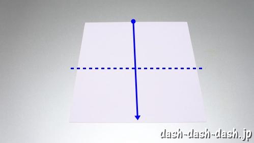 織姫の折り紙の折り方(簡単)34