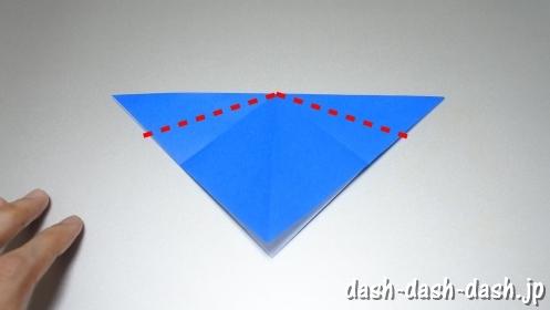 彦星の折り紙の折り方18