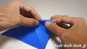 彦星の折り紙の折り方22