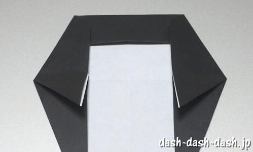織姫の折り紙の折り方(簡単)25