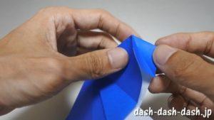 彦星の折り紙の折り方31