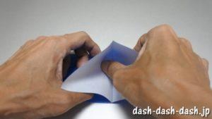 彦星の折り紙の折り方07