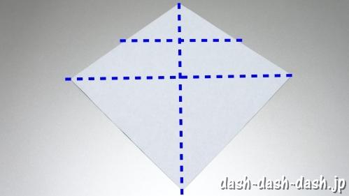 織姫の折り紙の折り方(簡単)18