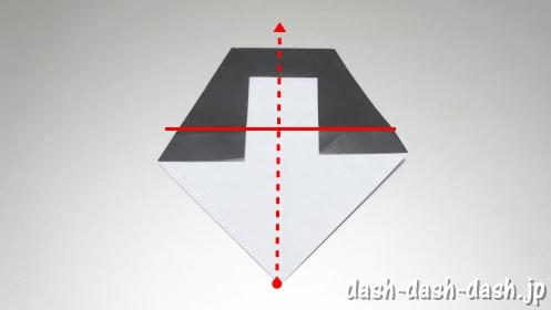 彦星の折り紙の折り方42