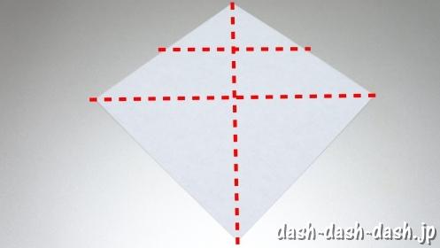 彦星の折り紙の折り方38