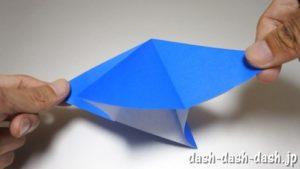 彦星の折り紙の折り方16