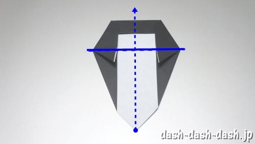 織姫の折り紙の折り方(簡単)26