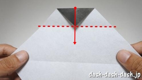 彦星の折り紙の折り方40