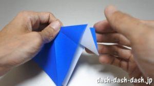 彦星の折り紙の折り方23