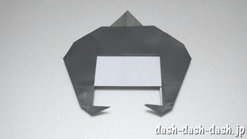 織姫の折り紙の折り方(簡単)66
