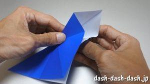 彦星の折り紙の折り方20