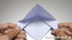 彦星の折り紙の折り方25