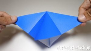 彦星の折り紙の折り方17