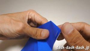 彦星の折り紙の折り方32