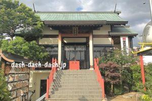 泉州磐船神社(泉州航空神社)の拝殿