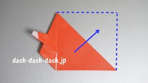 サンタの折り紙(立体)97