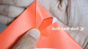 サンタの折り紙(立体)85