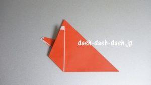 サンタの折り紙(立体)95