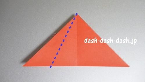 サンタの折り紙(立体)88