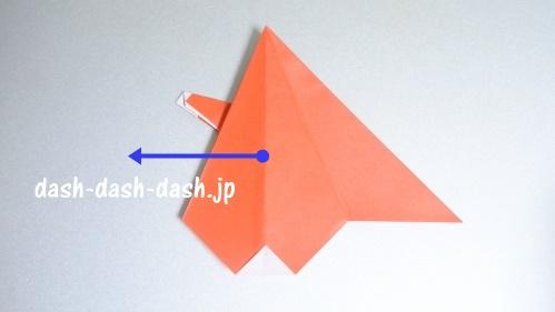 サンタの折り紙(立体)92
