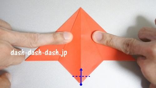サンタの折り紙(立体)75