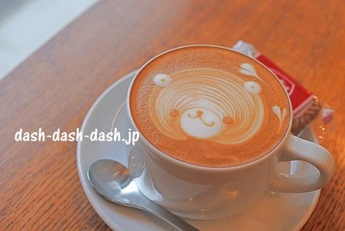 デザインカプチーノ(presto coffee@名古屋市名東区)