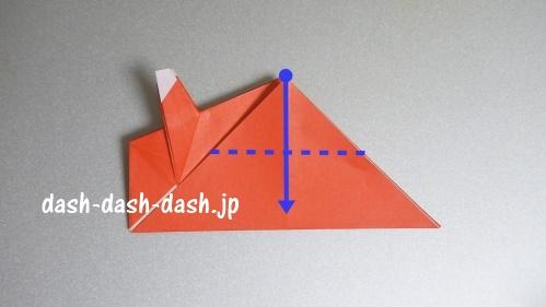 サンタの折り紙(立体)99