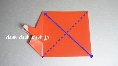 サンタの折り紙(立体)98