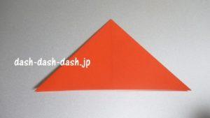 サンタの折り紙(立体)68