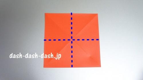 サンタの折り紙(立体)66