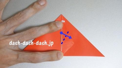 サンタの折り紙(立体)83