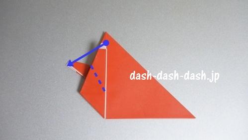 サンタの折り紙(立体)96