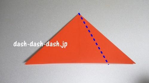 サンタの折り紙(立体)70