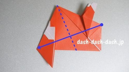 サンタの折り紙(立体)99-10