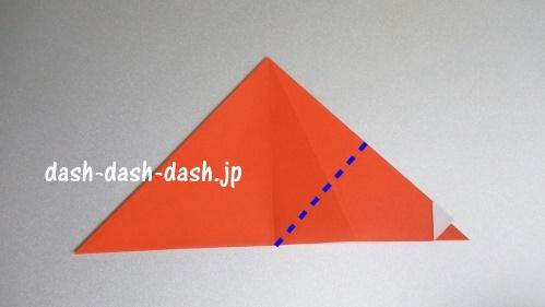サンタの折り紙(立体)78