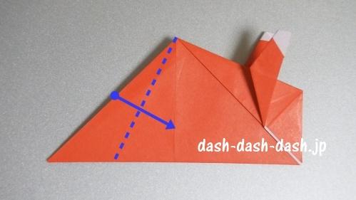 サンタの折り紙(立体)99-09