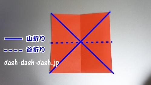 サンタの折り紙(立体)67